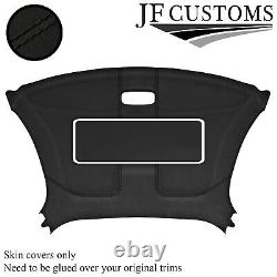 Black Stitch D Grey Suede Sunroof Headliner Cover For Mazda Rx7 Fd3s 92-02