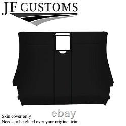 Black Stitch Luxe-suede Roof Lining Headliner Cover For Nissan 350z 33z 03-09