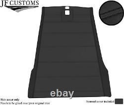 Black Stitch Roof Headlining D Grey Luxe Suede Cover For Vw Golf Mk2 Jetta 5 Dr
