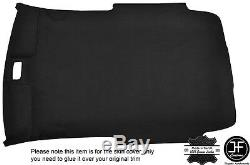 Black Stitch Roof Headlining Luxe Suede Cover For Vw Golf Mk4 Jetta 98-05 3 Door