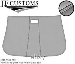 Black Stitch Roof Lining Headlining Light Grey Luxe Cover For Audi Tt Mk1 98-06