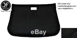 Black Stitch Roof Lining Headlining Luxe Suede Cover For Audi Tt Mk1 1998-2006