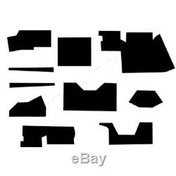 CA702E New Black Cab Kit with Headliner Made for Case IH 770 870 970 1070 1170 +