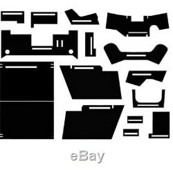 CR7020 New Cab Upholstery Kit with Headliner For John Deere Tractor 7020 & 7520