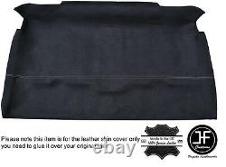 Grey Stich Roof Headlining Luxe Suede Cover For Land Rover Defender 90 Truck Cab