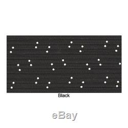 Headliner Perforated Black for 1967-76 Dodge Plymouth Dart Scamp 2 Door Hardtop