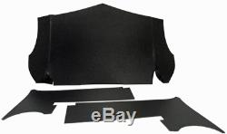 Headliner for 1937-40 International D-Series PickUp Black Smooth Made in USA