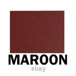 Headliner for 1937-40 International D-Series PickUp Maroon Smooth Made in USA