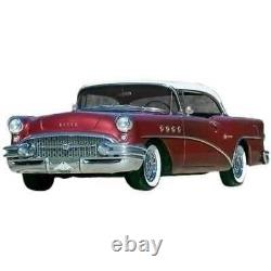 Headliner for 1955 Buick Century Hardtop Non Perforated Black