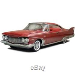 Headliner for 1960 Plymouth Fury 2 Door Hardtop White Perforated