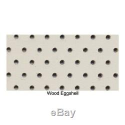 Headliner for 1961-66 Ford Bronco 2-Door Hardtop Perforated Wood (Off White) 4pc