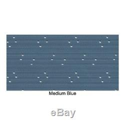 Headliner for 1967-1968 Buick Riviera 2DR Hardtop withSails Perforated Medium Blue
