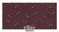 Headliner for 1968-70 Dodge Charger Hardtop Perforated Maroon