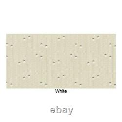 Headliner for 1971-73 Buick Riviera Hardtop Perforated White