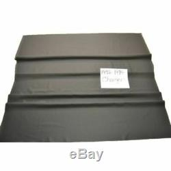 Headliner for 1972-74 Dodge Charger Hardtop Non Perforated Black