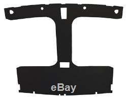 Headliner for 1979 Ford Mustang 2DR Hatchback withT-Top roof Foamback Cloth Black