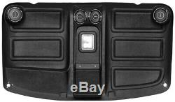 Headliner for 1980-96 Ford Full Size Pickup F-Series Std Cab 1 Piece Black