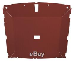 Headliner for 1985-1988 Ford Mustang 2-Door Hatchback Canyon Foamback Cloth Red