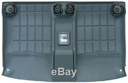 Headliner for 1988-98 Chevrolet Full Size Pickup Standard Cab 1 Piece Warm Gray
