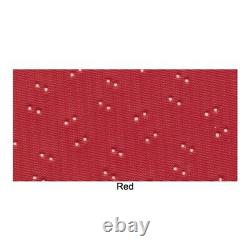 Headliner for 55-56 Buick Super Roadmaster 4DR Sedan 8-Bow Perforated Bright Red