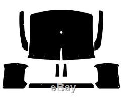 Headliner for 57-60 Dodge Truck ABS Plastic withSail Quarter Panels (ABS Plastic)
