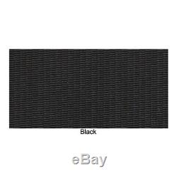 Headliner for 67-68 Chevy Impala Caprice 4DR Hardtop 5-Bow withSails Ribbed Black