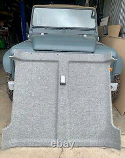 Land Rover Defender Fibreglass Rear Headliner Suitable For 90 and 110