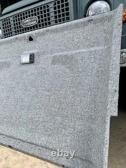 Land Rover Defender Headlining Kit for 90 and 110 In a choice of tweed options