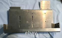 NOS Factory Kenworth A Model W900A Overhead Radio Mounting Bracket For Headliner