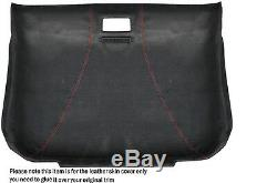 Orange Stitch Roof Lining Headlining Luxe Suede Skin Cover For Audi Tt Mk1 98-06