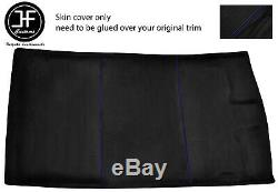 Purple Stitch Roof Headlining Luxe Suede Cover For Vw Golf Mk3 91-98 3 Door